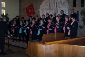 60 Jahre Gesangverein Liederkranz.